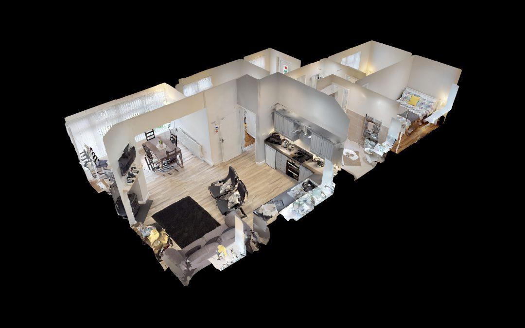 3D Tamlaght Virtual Tour